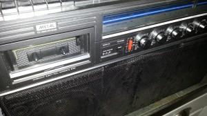 Magnavox D8443 tape player