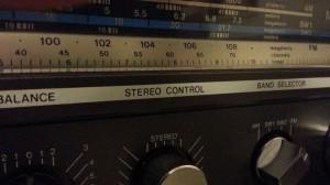 Magnavox D8443 tuner display