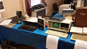 A series of Apple II clone computers produced by Franklin Ace