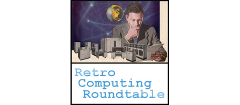 Listen to VintageVolts on the Retro Computing Roundtable Podcast