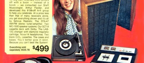 Vintage Volts Episode 4 – 1976 Radio Shack Catalog – Part 2