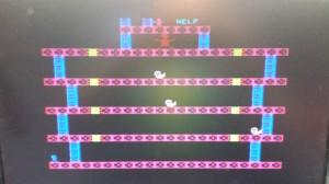 Homebrew Donkey Kong game for the VIC-20